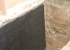 Schacht Keller 1. Anbau Rückseite