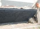 Teilschächte Schule Front Re. Dachentwässerung