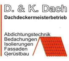 logo D. & K. Dach