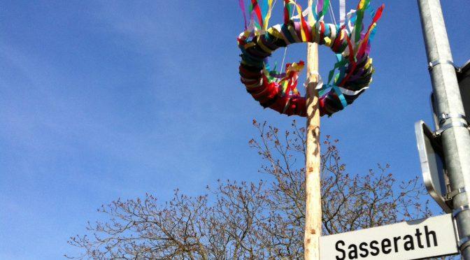 1. Mai in Sasserath
